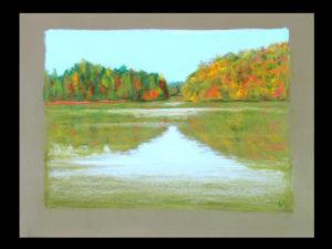Late Fall, Marsh Creek, PA