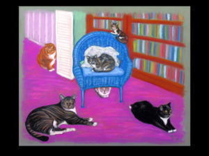 Maureen & Jack's Cats