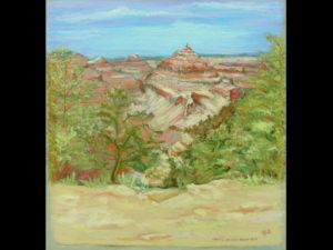 South Rim View, Grand Canyon, AZ